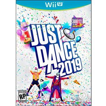 Just Dance 2019 Nintendo Wii U Knasta