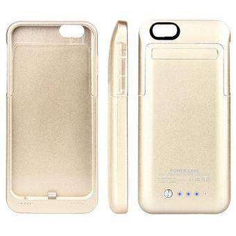 c3820b0e537 Compra Funda Cargador Externo IPhone 6Plus/6sPlus - Dorado online ...