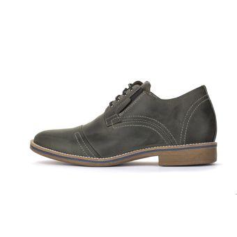 Zapato Trend +7cms Green Max Dengri uddmXF