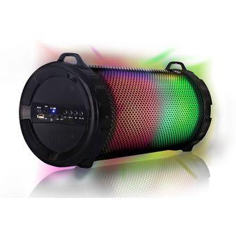 Parlante Portatil Panacom Bz-4100 9w Bluetooth