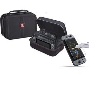 2344b4a6b Bolso Protector Premium Nintendo Switch + Mica Vidrio