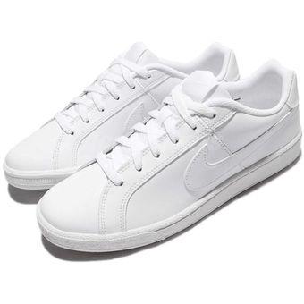new style e5e11 31b6b Agotado Zapatos Deportivos Hombre Nike Court Royale-Blanco
