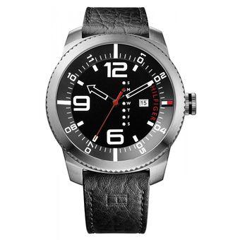 5b03199b68cc Compra Reloj Para Caballero Tommy Hilfiger Family 1791014 - Negro ...