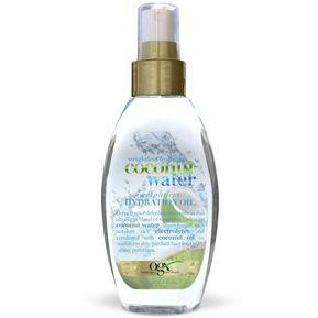 Aceite Hidratante Organix Coconut Water Hydration Oil 118ml 4082c210968