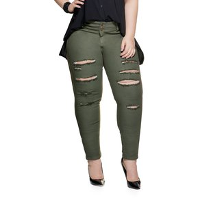 c2595425 Pantalón Adulto Marketing Personal Para Mujer -Verde
