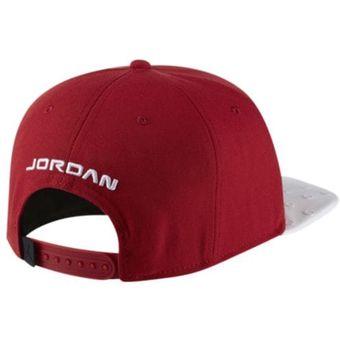 3fe67608b47 Compra Gorra Para Hombre AIR Jordan Retro 13 Snapback - Rojo online ...