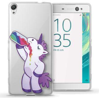 ec210b5e18c Compra Funda Para Celular Sony Xperia XA - Unicornio online | Linio ...