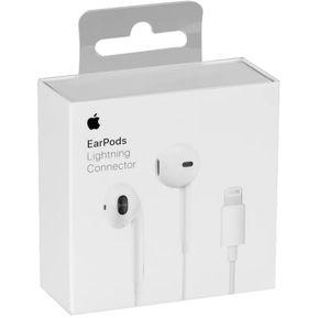 41362c507b7 Earpods Apple 100% Originales Audifonos Para IPhone 7 / 8 / X Cable  Lightning -