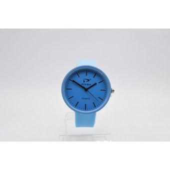 c45f4e096926 Compra Reloj Analogico Goma Mujer Kipuy - Celeste online