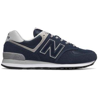 new balance zapatillas hombre azul