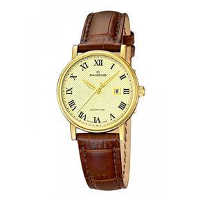 d337df8acf48 Reloj C4490 4 Café Mujer Classic Timeless Candino