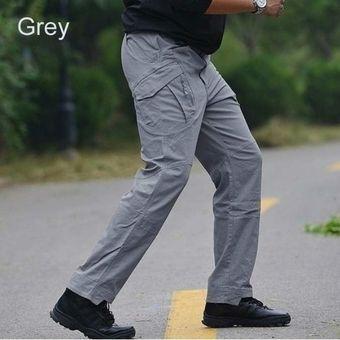 Pantalones Tacticos Para Hombres Pantalones Cargo Militares Linio Chile Ge018sp1jogbolacl