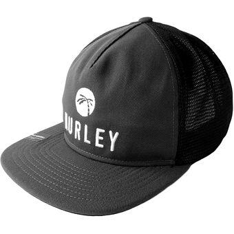 021512b9940b Gorra para Hombre Hurley-Negro