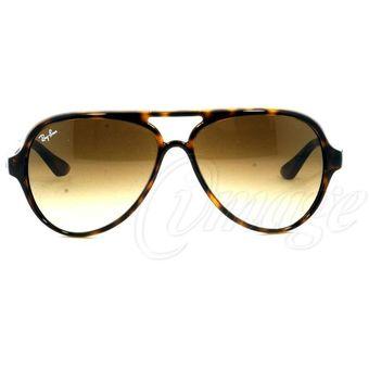 Compra Lentes De Sol Ray Ban Cats 5000 RB4125 710 51 59mm online ... 19429392cc05