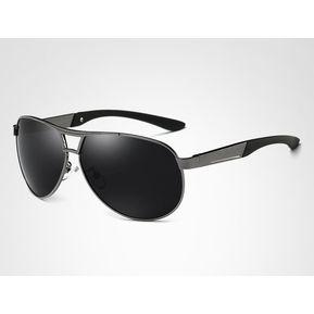 Gafas Lentes Sol UV400 Polarizados HDCRAFTER ABS Negro Gris c169743423f9
