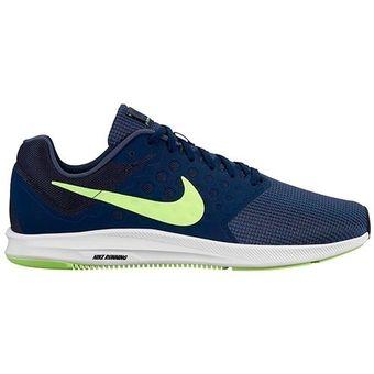 89f0e9fa43215 Compra Tenis Deportivos Hombre Nike Downshifter 7-Azul online ...