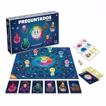Compra Juego De Mesa Preguntados Toyco Para Ninos Multicolor Online
