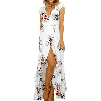 Imagenes de vestidos elegantes estampados