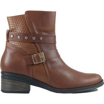 f2f57f1a Zapato Tipo Botin Feria - Miel