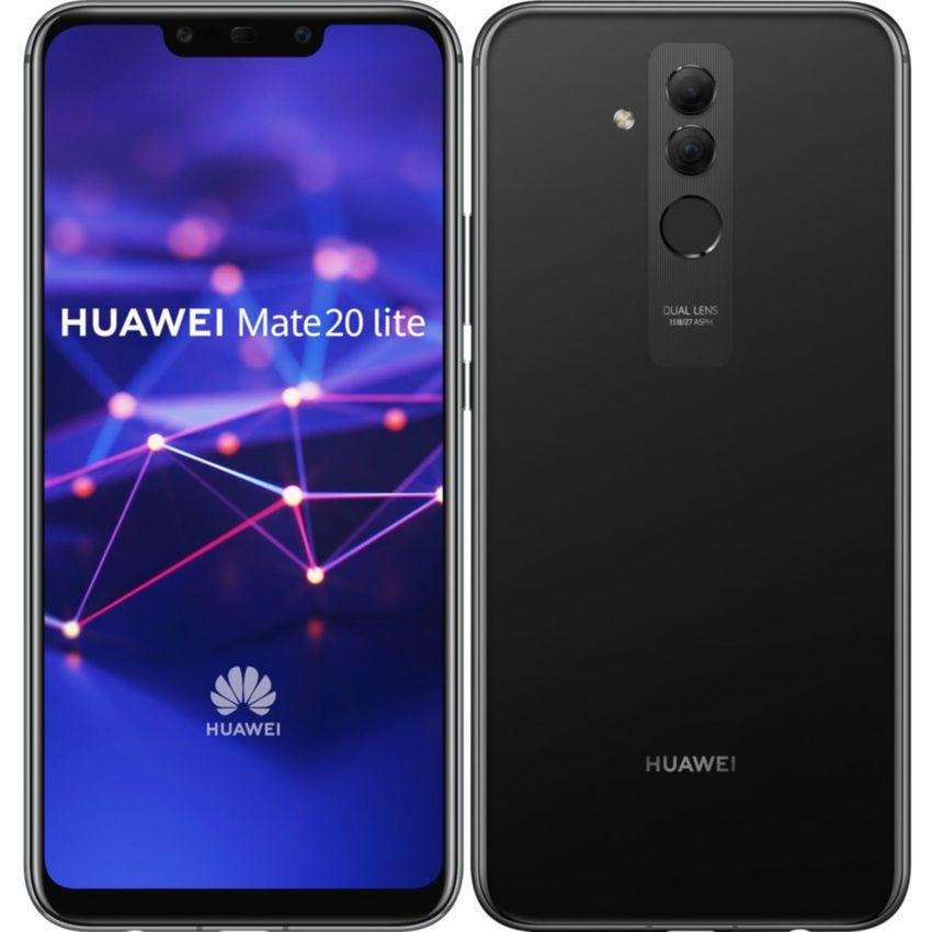 Huawei Mate 20 Lite Negro