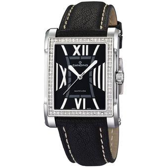 49f7b483f007 Compra Reloj C4437 2 Negro Candino Mujer Elegance D-Light ...