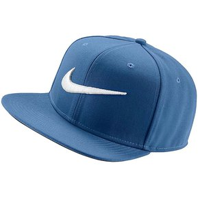 Gorra Nike Swoosh Pro-Azul f62ad7bc4f5