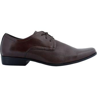 Zapatos marrones formales Bata para hombre y2kgzJZnIM