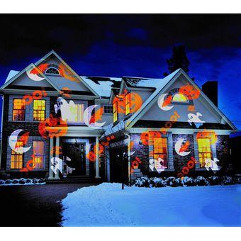 90941455b0b Compra Proyector De Luces Led Decorativas Slide Show 12 Tarjetas De ...