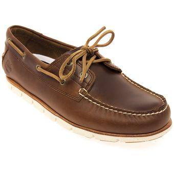 Zapatos Chocolate De Timberland Hombre Tidelands D9I2HE