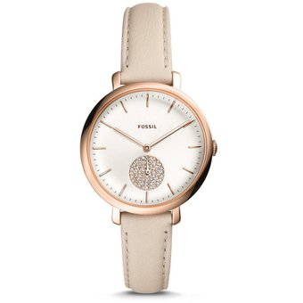 65bb9aa501fb Compra Reloj Fossil ES4471 Beige Mujer Cuero online