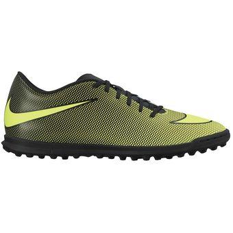 308f7690d6019 Compra Zapatos Fútbol Hombre Nike BravataX II TF -Amarillo online ...