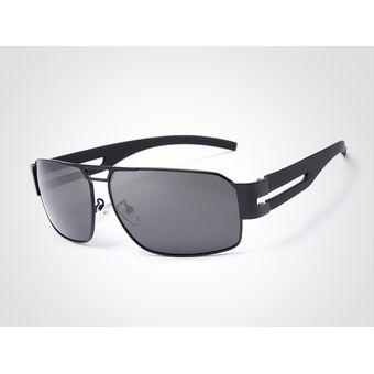 b31fa3a4b2 Compra Gafas Lentes Sol Polarizado HDCRAFTER 8462 Negro online ...