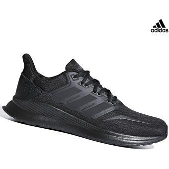Zapatilla Adidas RunFalcon Para Hombre Negro
