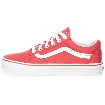 2944560c3f045 Compra Tenis Vans Old Skool - 38G1MQX - Coral - Mujer online