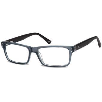 99cd9ab68eae0 Agotado Monturas Montana En Acetato Oftálmicas Para Lentes Opticos  Formulados - Gafas Marco MA791C