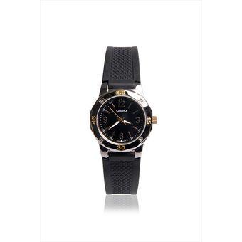 d806a2625ae6 Compra Reloj Casio LTP13011A para Mujer - Negro con Plateado online ...