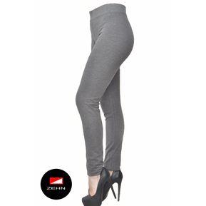 Zehn Clothing - Leggings Mujer Performance - Plomo 58c4d19e0b29