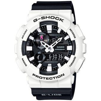 3b9d4c5be467 Agotado Reloj Casio G-SHOCK G-LIDE 200M Water Resistance Analog-Digital  Watch GAX