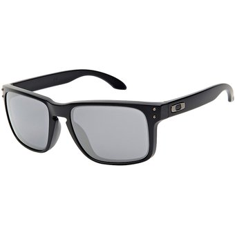 Compra Lentes Oakley Holbrook Matte Black   Black Iridium online ... 854c3dd7a7