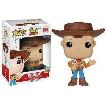 Agotado Funko Pop Woody Vaquero Toy Story 20 Aniversario Vinyl-Multicolor ce578814089