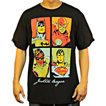 382f731ce32 Playera La Liga de la Justicia/Justice League Warhol