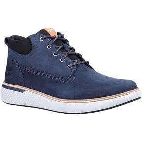 c51dd93a413 Zapatos Hombre Timberland Cross Mark Chukkas-Azul