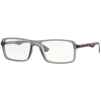 43c5accdd3a ... discount armazones oftalmicos ray ban tech ray rb 8902 5481 fibra red  grey 0abc7 9e5ba