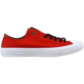 639924a0 Zapatos de hombre Converse Chuck Taylor All Star II 2 OX 153539C Rojo