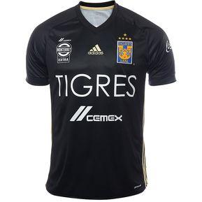 Jersey Adidas De Los Tigres De UANL Visitante De Gala Negro 8685ccd925131