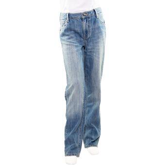eb25db8624 Pantalon Mezclilla Innermotion Jeans Para Niño 4092 Corte Slim - Azul
