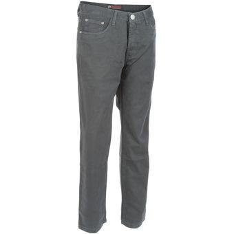 Jhon Garden Pantalon Drill Premium Recto Plomo Linio Peru Co275fa04am2clpe