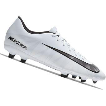 Compra Zapatilla Nike Mercurial Vortex CR7 FG Para Hombre - Blanco ... 84c22328aa6