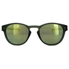 4bf0bb21d2 Lentes Oakley Latch Matte Olive Emerald Iridium