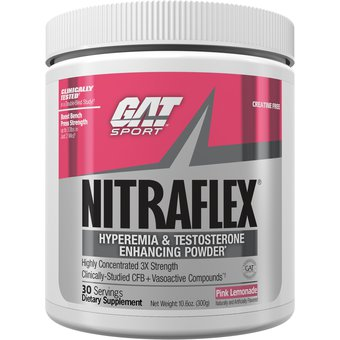 pre entreno oxido nitrico